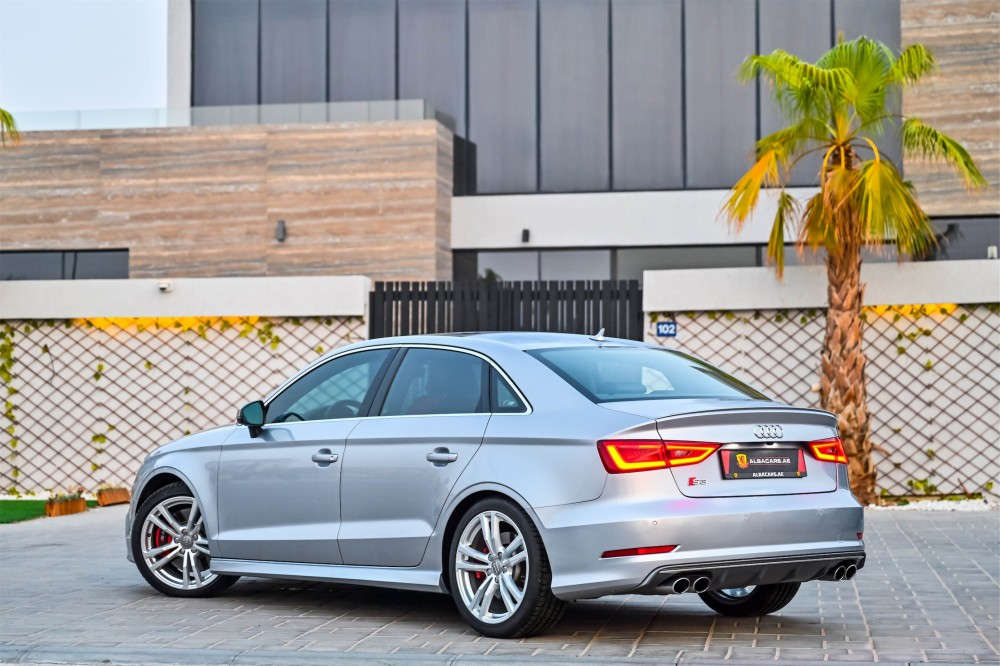 buy second hand Audi S3 with warranty