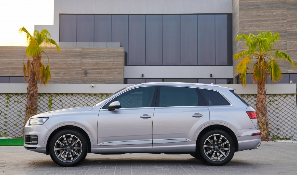 buy approved Audi Q7 45TFSI Quattro with warranty