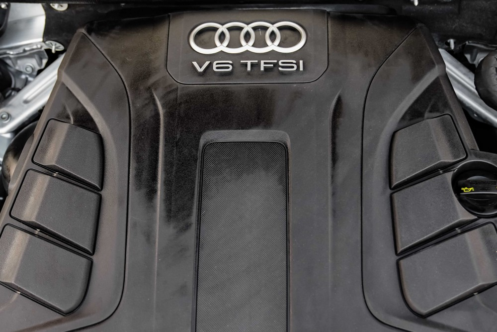 buy certified Audi Q7 45TFSI Quattro without downpayment