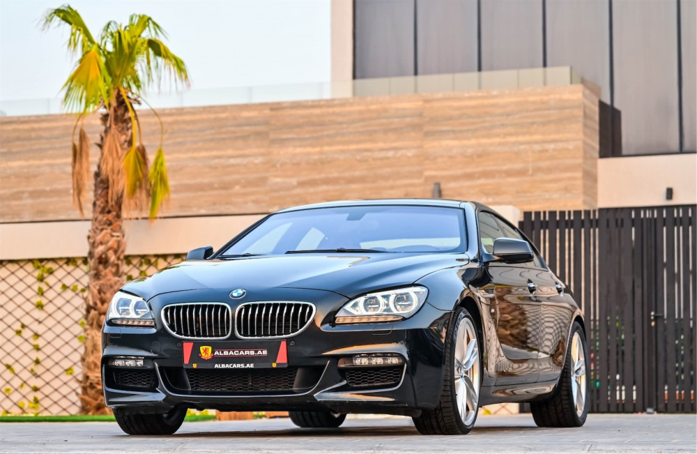 buy pre-owned BMW 640i GranCoupe with warranty