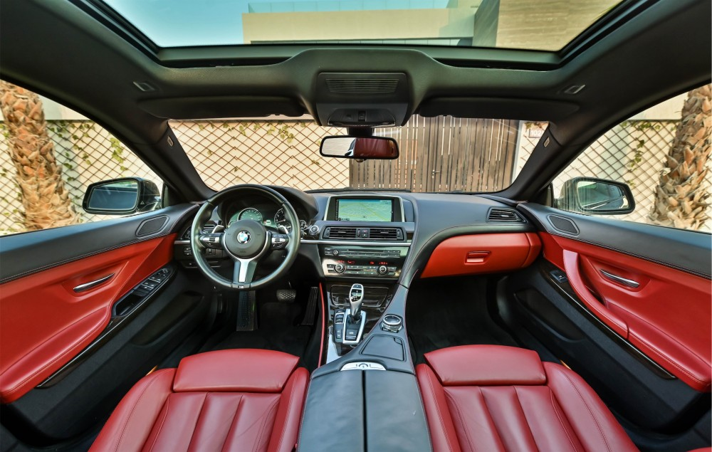 buy used BMW 640i GranCoupe without downpayment