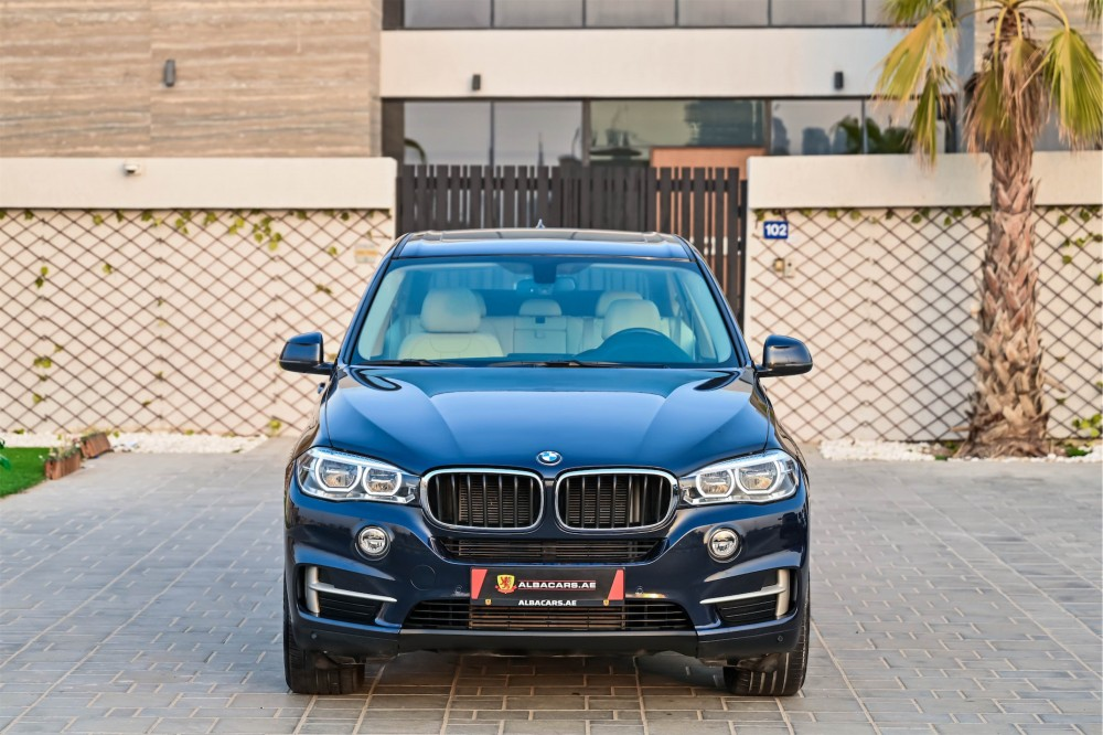 buy slightly used BMW X5 35i without downpayment