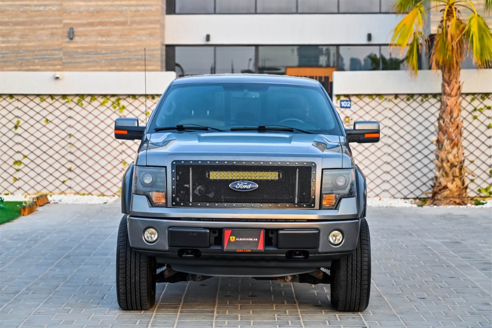 buy second hand Ford F-150 6.2 FX4 without downpayment