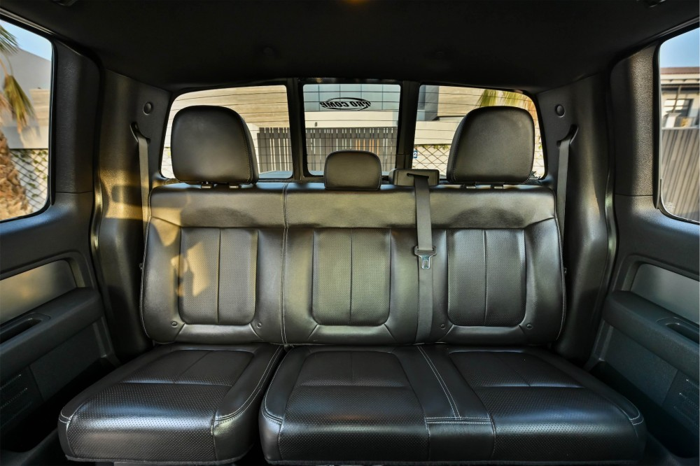 buy used Ford F-150 6.2 FX4 without downpayment