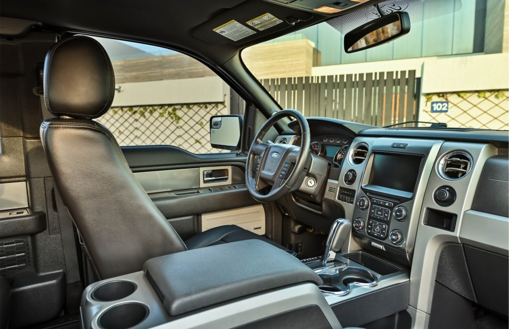 buy second hand Ford F-150 6.2 FX4 in UAE