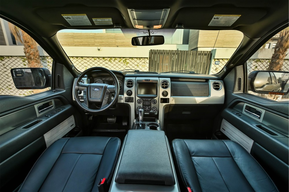 buy used Ford F-150 6.2 FX4 with warranty