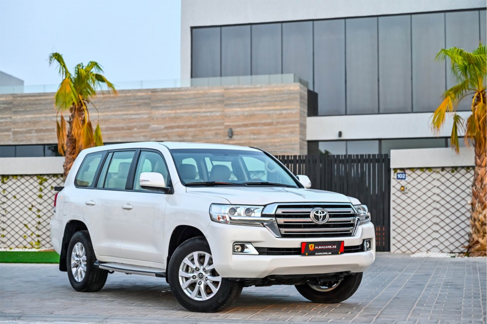 buy used Toyota Land Cruiser GX-R without downpayment