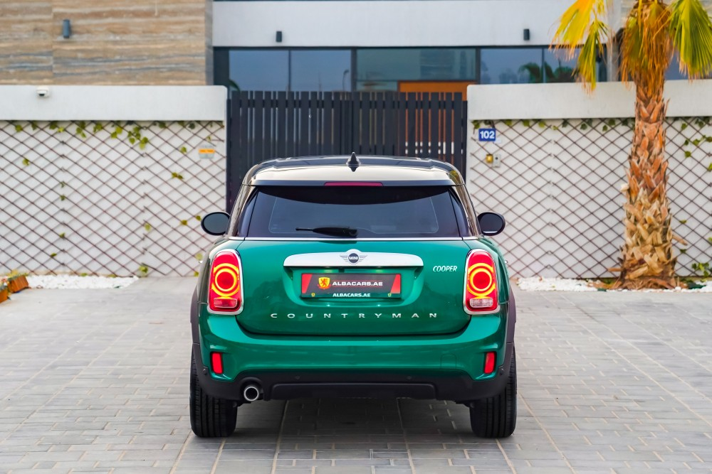 buy used Mini Countryman without downpayment