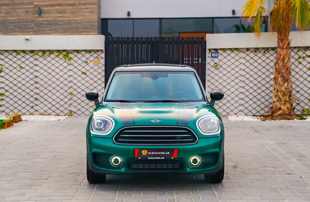 buy pre-owned Mini Countryman without downpayment