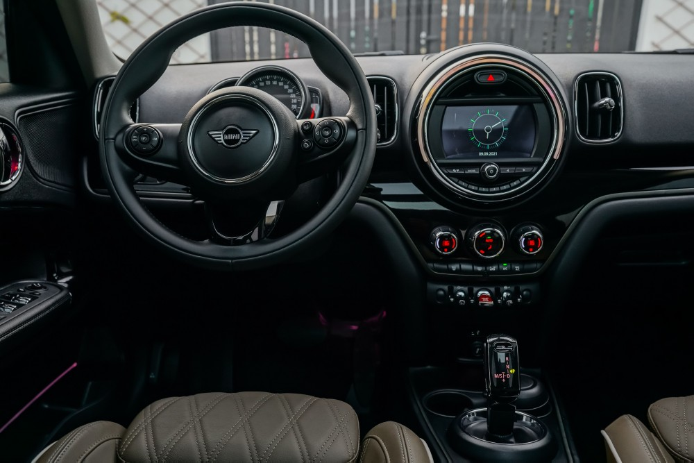 buy second hand Mini Countryman without downpayment