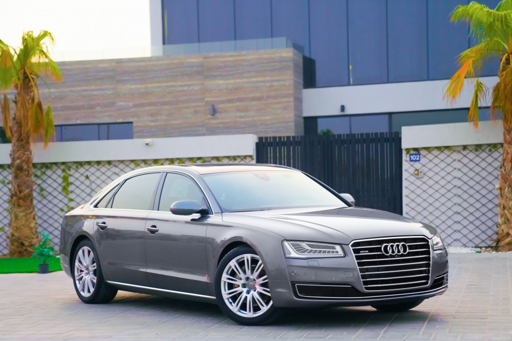 buy used Audi A8L without downpayment