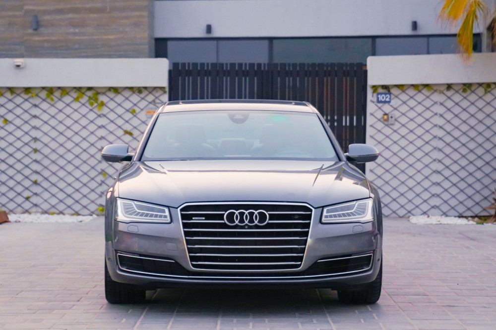 buy certified Audi A8L without downpayment