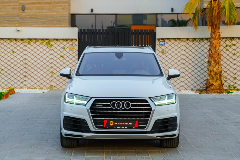buy certified Audi Q7 without downpayment