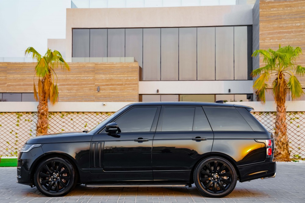 buy second hand Range Rover Vogue SE with warranty