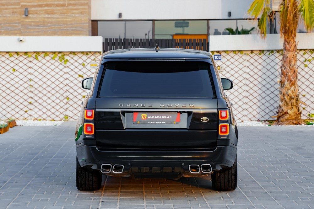 buy second hand Range Rover Vogue SE without downpayment