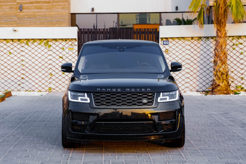 buy pre-owned Range Rover Vogue SE with warranty