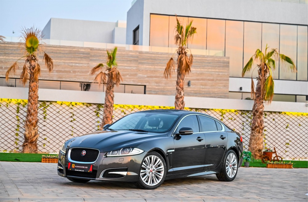 buy approved Jaguar XF Supercharged without downpayment