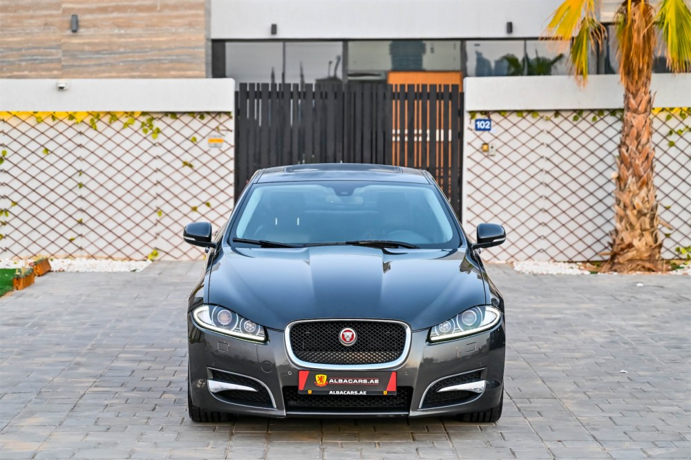 buy second hand Jaguar XF Supercharged in Dubai