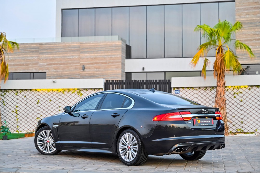 buy certified Jaguar XF Supercharged with warranty
