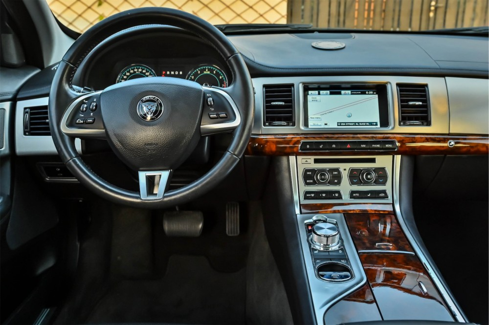 buy used Jaguar XF Supercharged with warranty