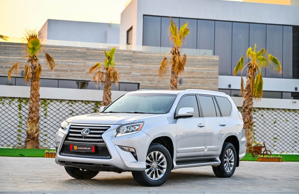 buy used Lexus GX460 Platinum without downpayment