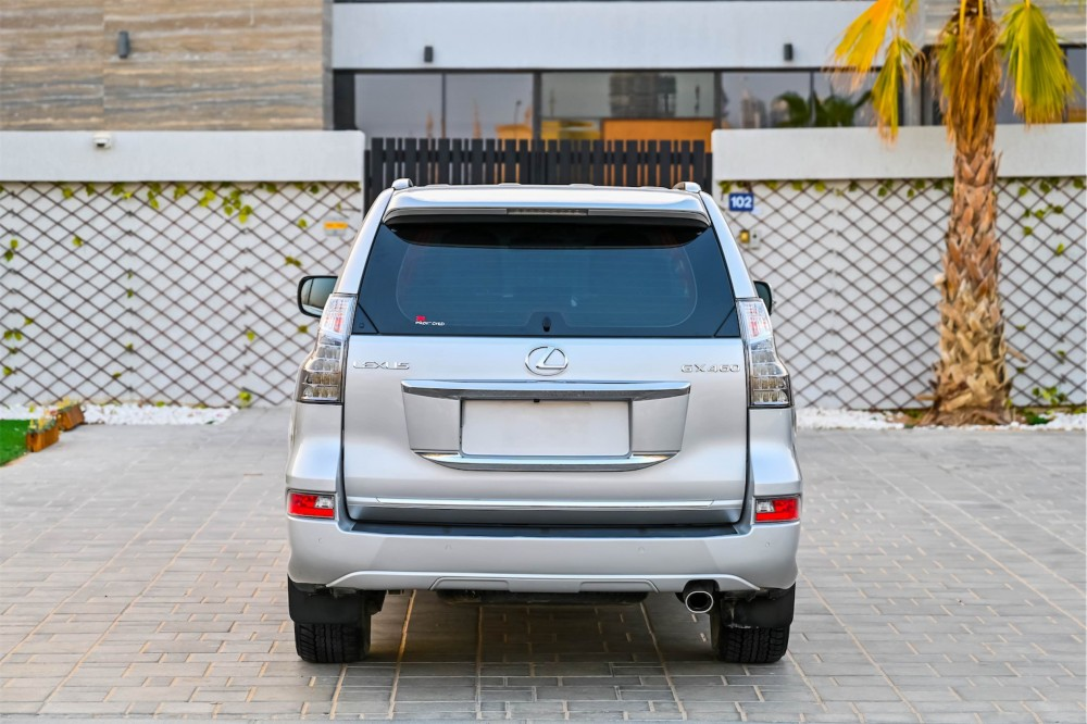 buy second hand Lexus GX460 Platinum without downpayment