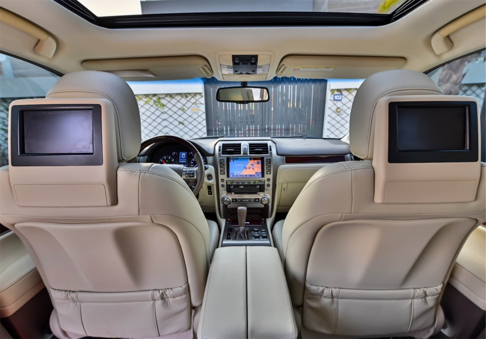 buy pre-owned Lexus GX460 Platinum without downpayment