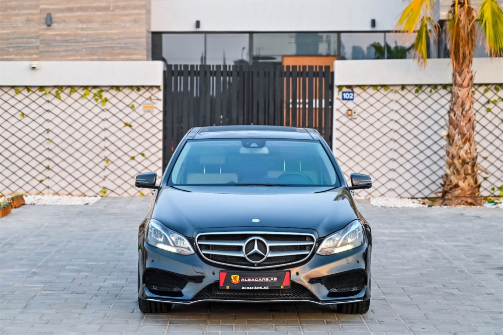 buy pre-owned Mercedes E300 AMG Line without downpayment