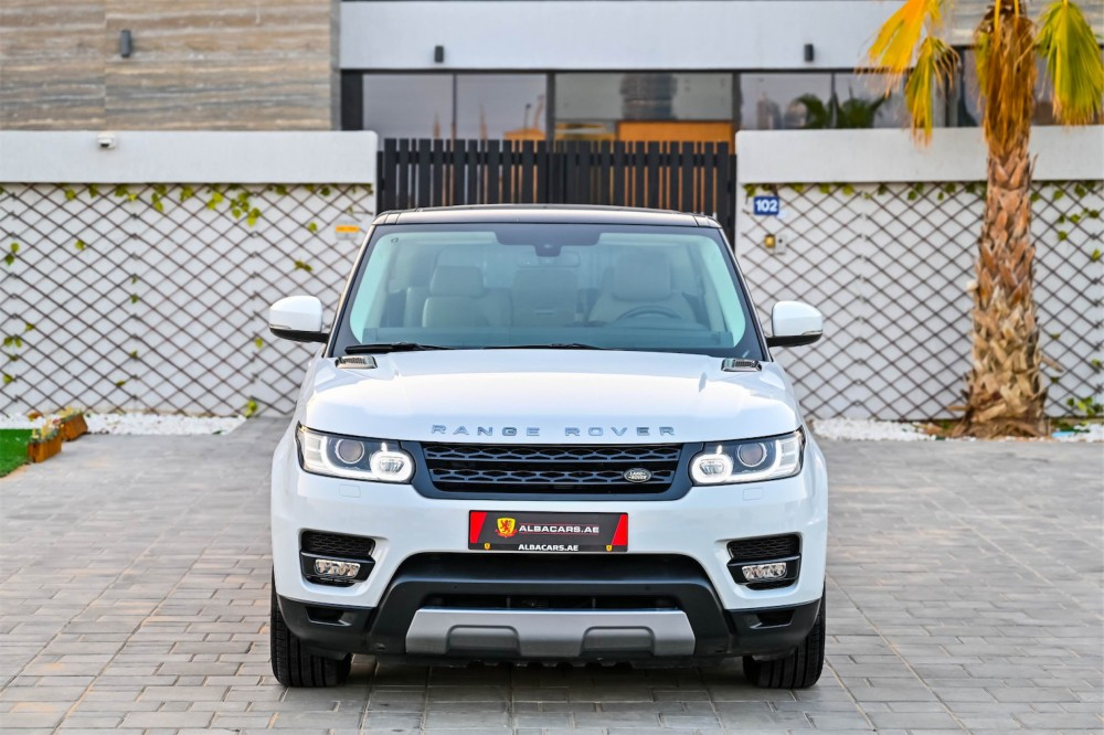 buy approved Range Rover Sport HSE Supercharged in UAE