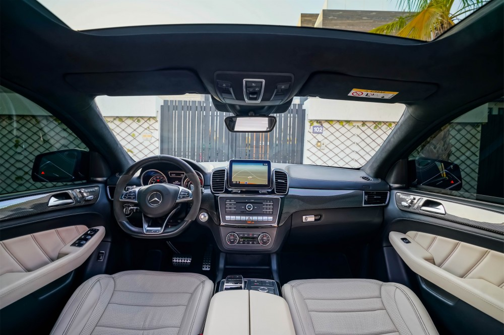 buy used Mercedes-Benz GLE 63 AMG Coupe without downpayment