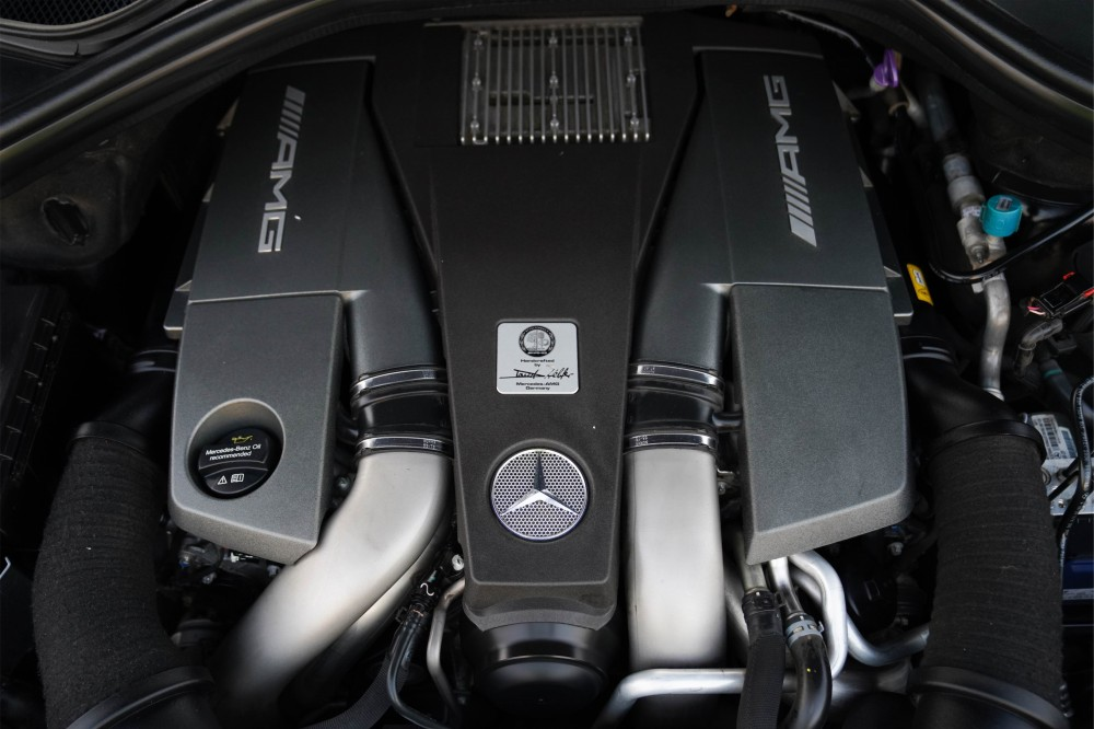 buy certified Mercedes-Benz GLE 63 AMG Coupe in Dubai