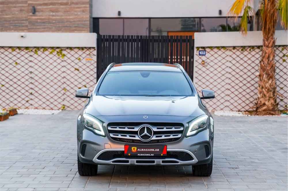 buy pre-owned Mercedes-Benz GLA250 with warranty