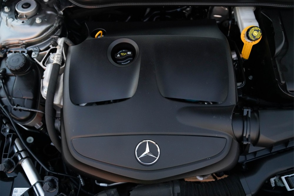 buy certified Mercedes-Benz GLA250 without downpayment