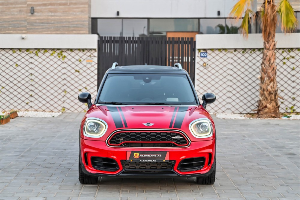 buy pre-owned Mini Countryman S JCW without downpayment