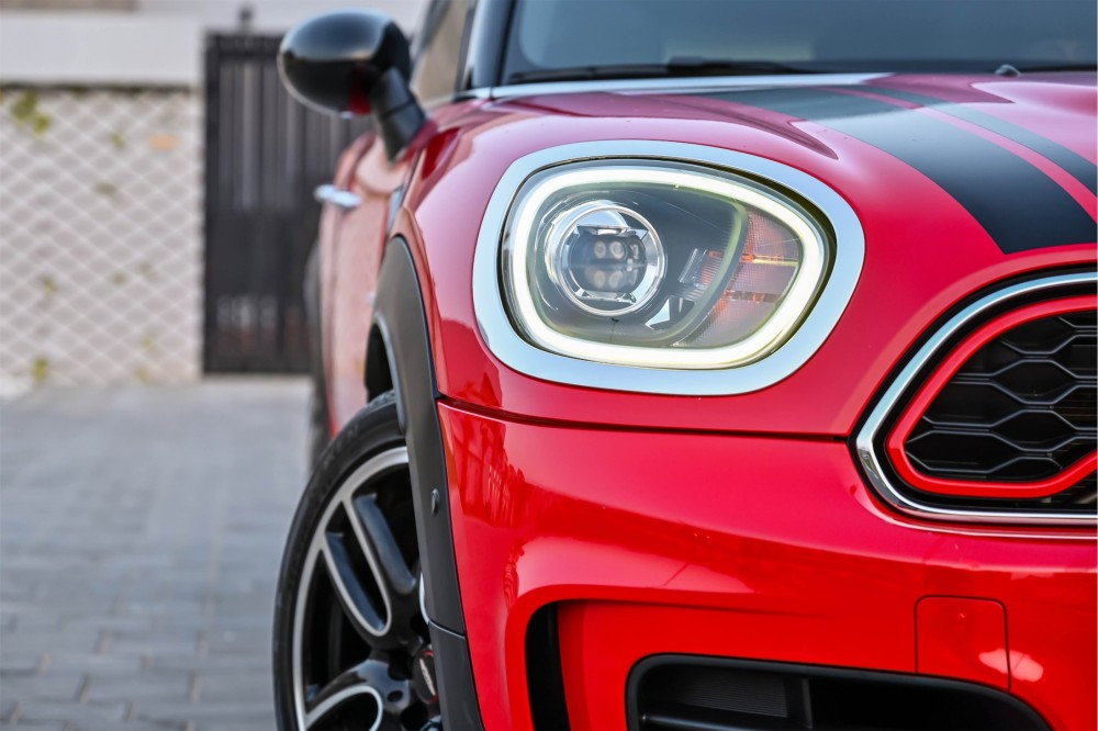 buy approved Mini Countryman S JCW without downpayment