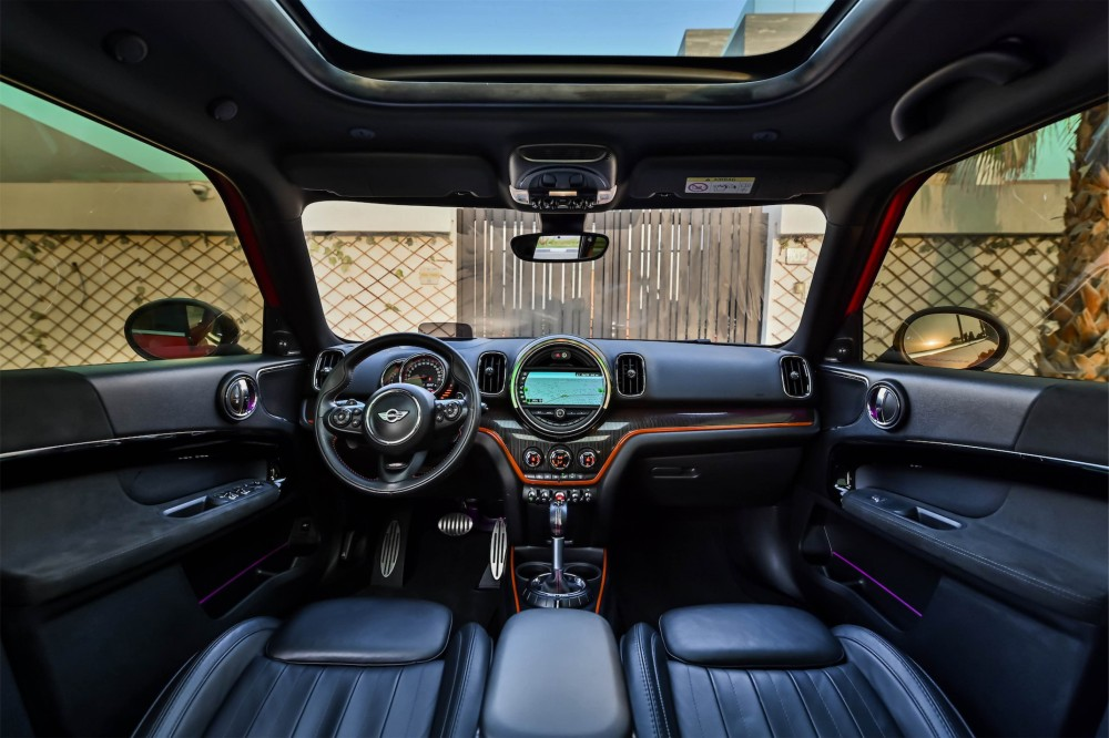 buy used Mini Countryman S JCW without downpayment