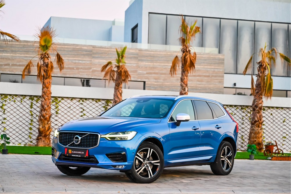 buy used Volvo XC60 T6 R Design with warranty