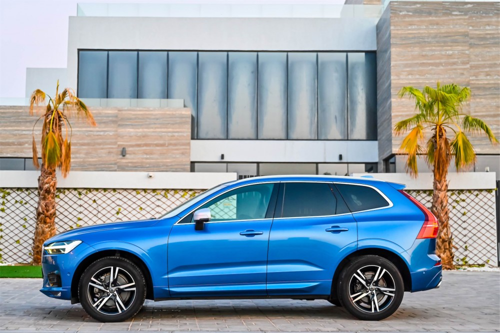 buy certified Volvo XC60 T6 R Design without downpayment