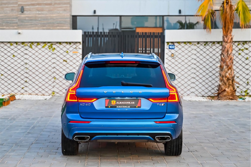 buy used Volvo XC60 T6 R Design without downpayment
