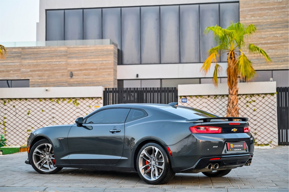 buy second hand Chevrolet Camaro SS without downpayment