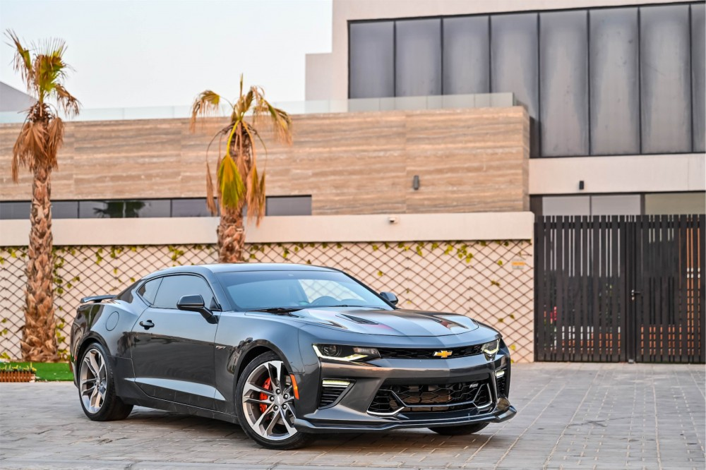 buy used Chevrolet Camaro SS without downpayment