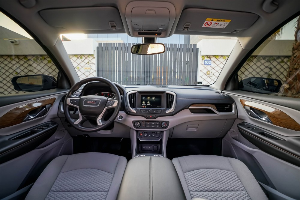 buy second hand GMC Terrain SLE without downpayment