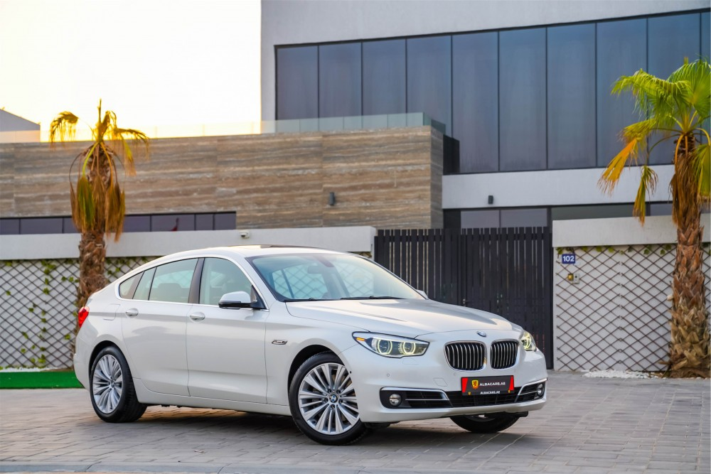 buy pre-owned BMW 528i GT Line without downpayment