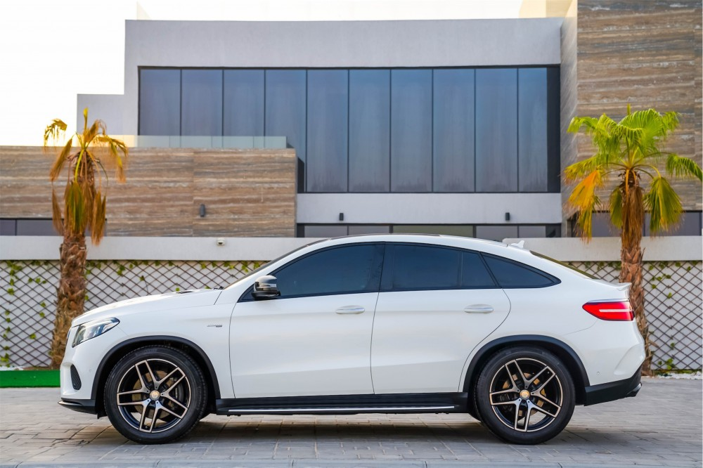 buy pre-owned Mercedes Benz GLE43 AMG without downpayment