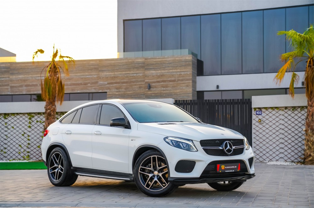 buy approved Mercedes Benz GLE43 AMG in Dubai