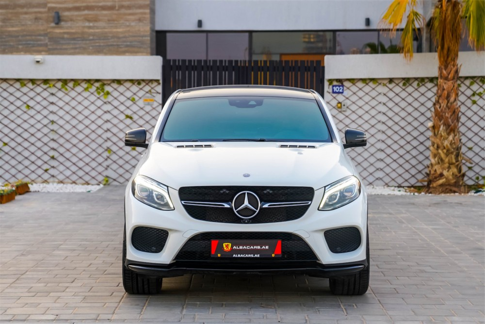 buy pre-owned Mercedes Benz GLE43 AMG with warranty