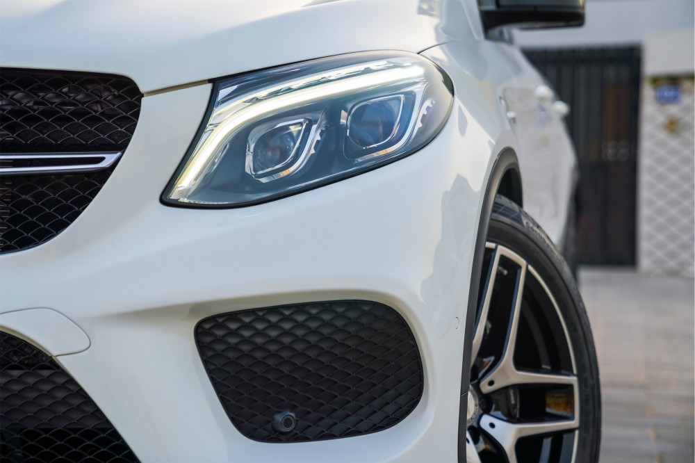 buy pre-owned Mercedes Benz GLE43 AMG in Dubai