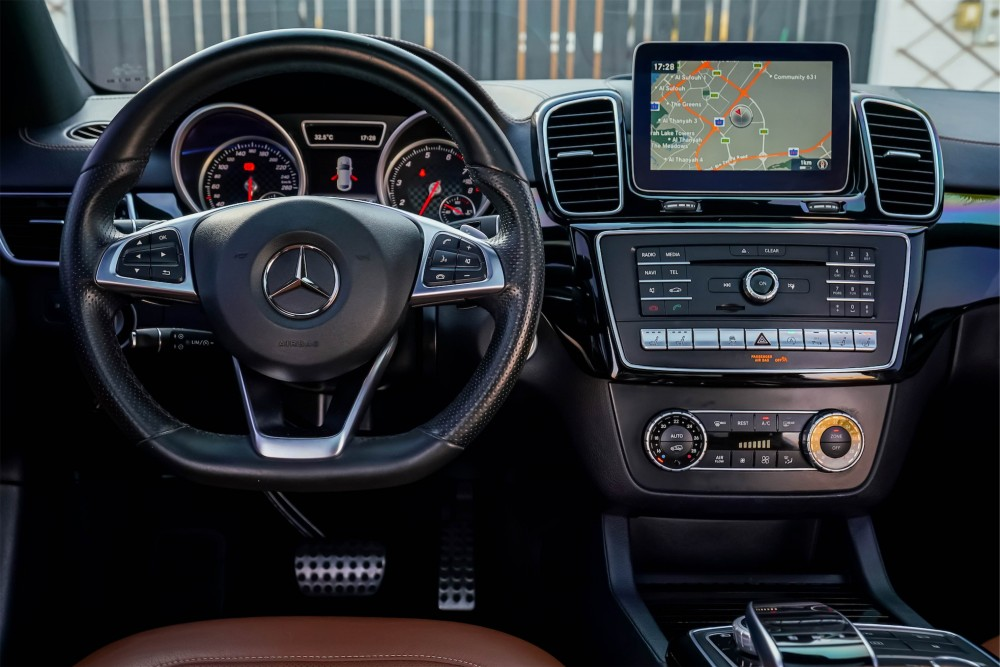 buy second hand Mercedes Benz GLE43 AMG in Dubai