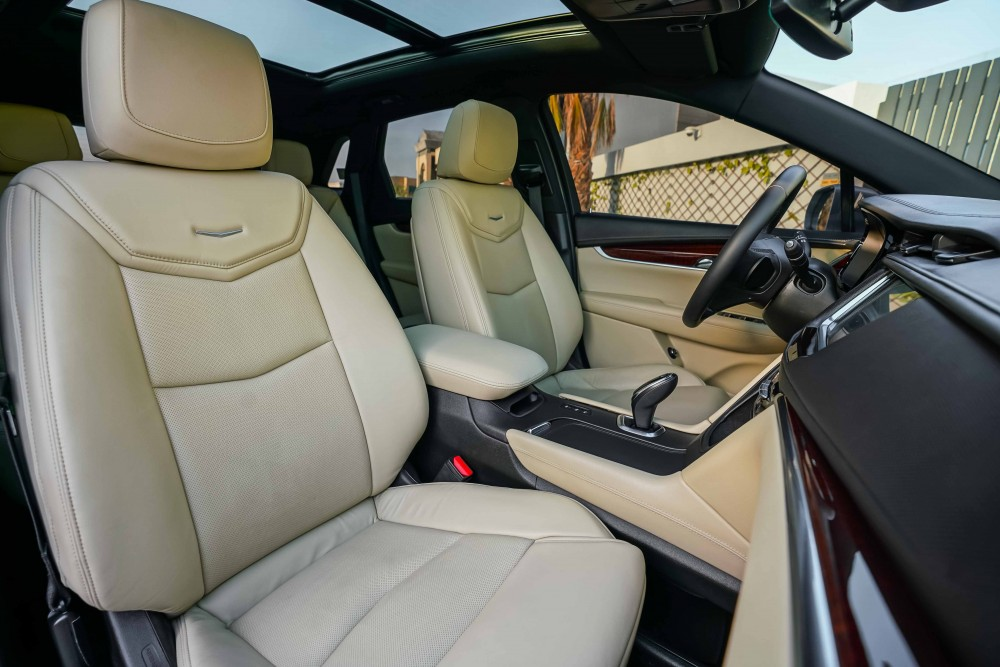 buy certified Cadillac XT5 without downpayment