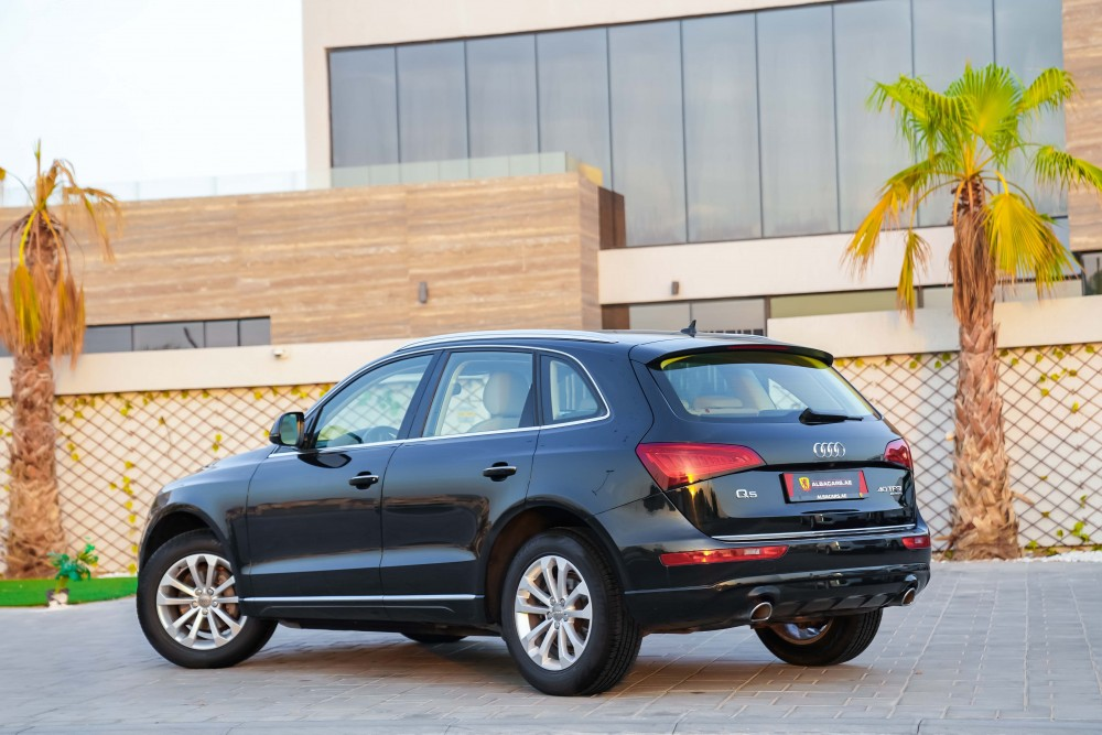 buy used Audi Q5 40TFSI without downpayment
